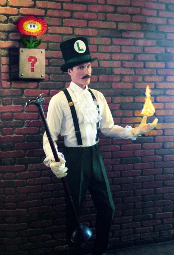 Steampunk_Luigi