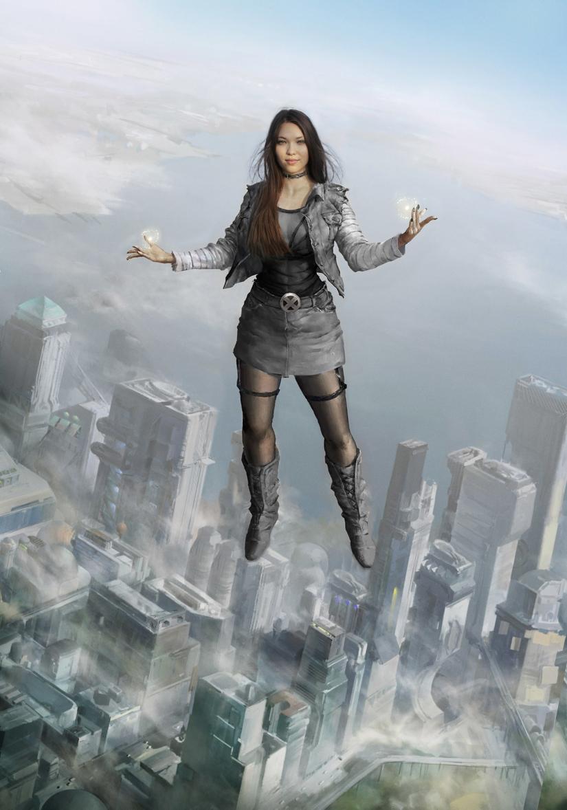 X-Men_SuperHero_Lauren_Richmond